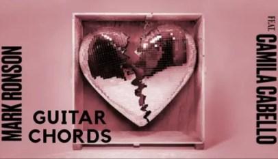 Shawn Mendes & Camila Cabello -Señorita Chords - GuitarTwitt