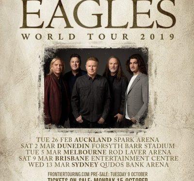 The Eagles Tour Australia 2019