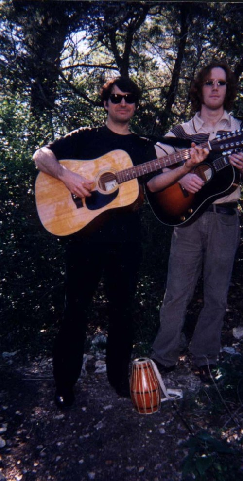 Henry McGuinn and Jim Guittard - Austin, Texas SXSW 2000