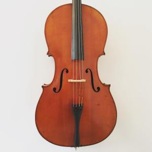 English cello by George Withers and Sons