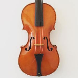 English baroque violin by Jeremy Brightman circa 1980