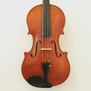 "English viola by Rowan Armour Brown (16 1/4"") dated 1984"