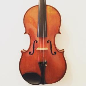 English viola by George Chanot