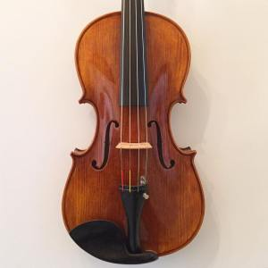 "Handmade Chinese viola labelled The Elysia 15"" - 16"""