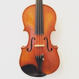 We often have more than one example of these lovely violins. Please enquire.