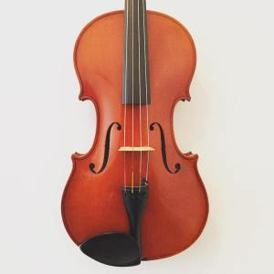 "German viola by Ernst Heinrich Roth (16 5/8"") dated 1975"