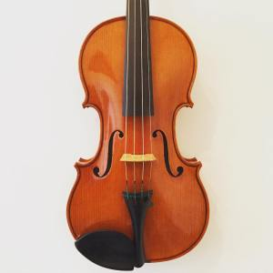 Modern English violin by Christopher Rowe