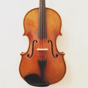 American viola from the workshops of W.H. Lee