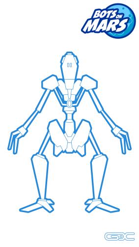 Bots on Mars - 24