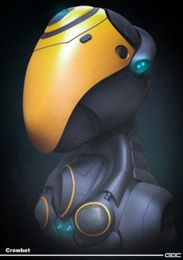 Crowbot