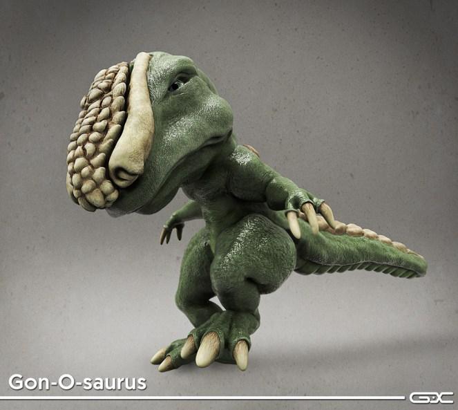 Gon O Saurus