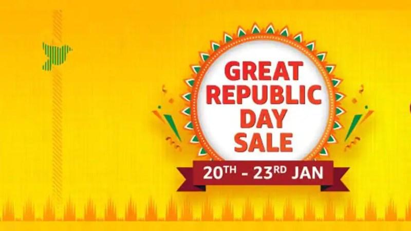 Amazon Republic Day Sale starting today  Big Benefits
