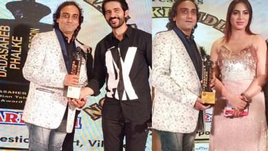 'Surti Choreographer' Mr. Dharmesh Dumasia has achieved Indian Television Award-2021