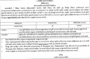Rajkot Municipal Corporation Recruitment Social Organizer 70 Post