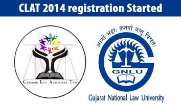CLAT Application Form 2014