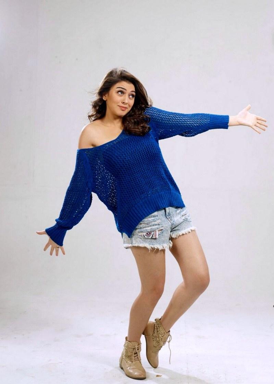 Hansika Motwani Hot N Bold In Romeo Juliet Scene - South Indian Actress - Photos and Videos of beautiful actress -