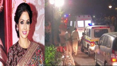 Photo of Famous Actress Sridevi has Dead Body Reached at Home