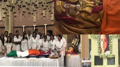 Photo of Sridevi Funeral Live Updates: Right now, the last trip of Sridevi has been Nickel