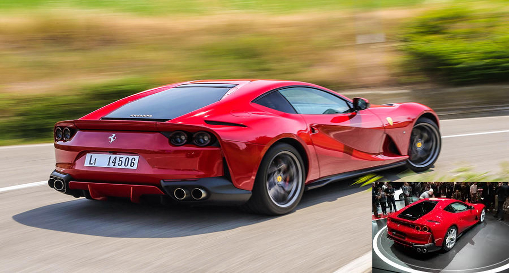 ferrari 812 top speed. special things the best model of company\u0027s old f12 is ferrari 812 superfast company to exit from market very fast speed top