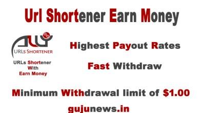 Photo of Url Shortener Earn Money । ALLY Url shortener Apk, API, Custom