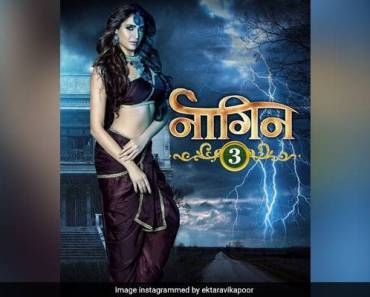 Naagin 3: The First Poster Release, Shooting on This Place, See Video