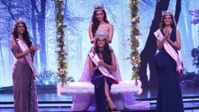 Photo of Femina Miss India 2018 crowned Tamil Nadu's Anukreethy Vas