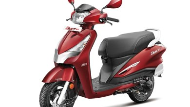 Photo of Hero Duet 125 | Launch | Review | Images | Mileage | Price | Specification