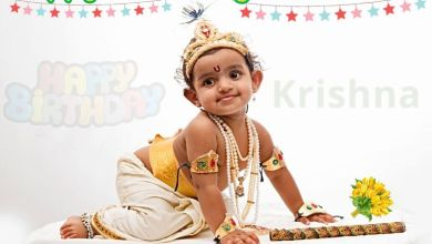 Photo of Happy Janmashtami Wishes, Messages, SMS, Images In English