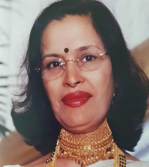 Mother of Actress Sonali
