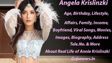 Photo of Angela Krislinzki, Age, Biography, Boyfriend, Family, Wiki, Photo, Real Life
