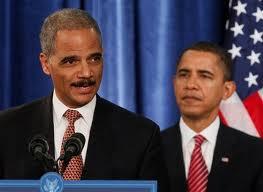 Holder & Obama