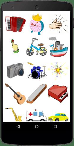 Aplikasi gambar sentuh di Android