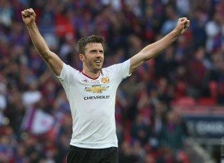 Michael Carrick Memperpanjangn Kontrak Manchester United