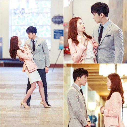 Scene ketika pertama kali Jae-In bertemu dengan Da-Hyun