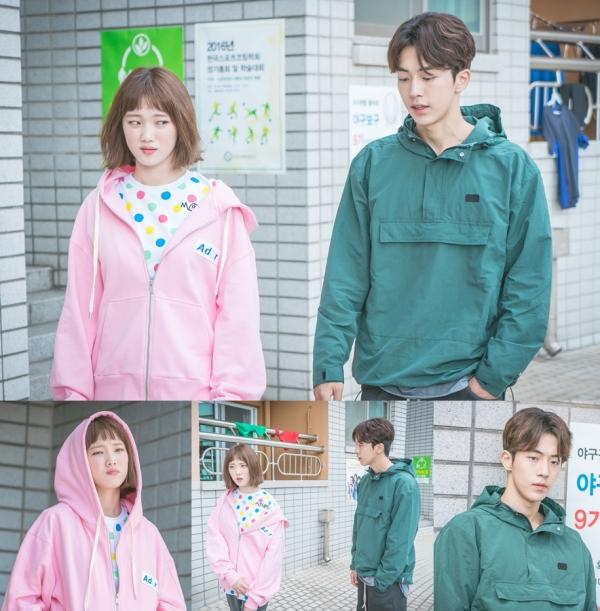 Kim Bok-Joo dan Jung Joon-Hyung via soompi