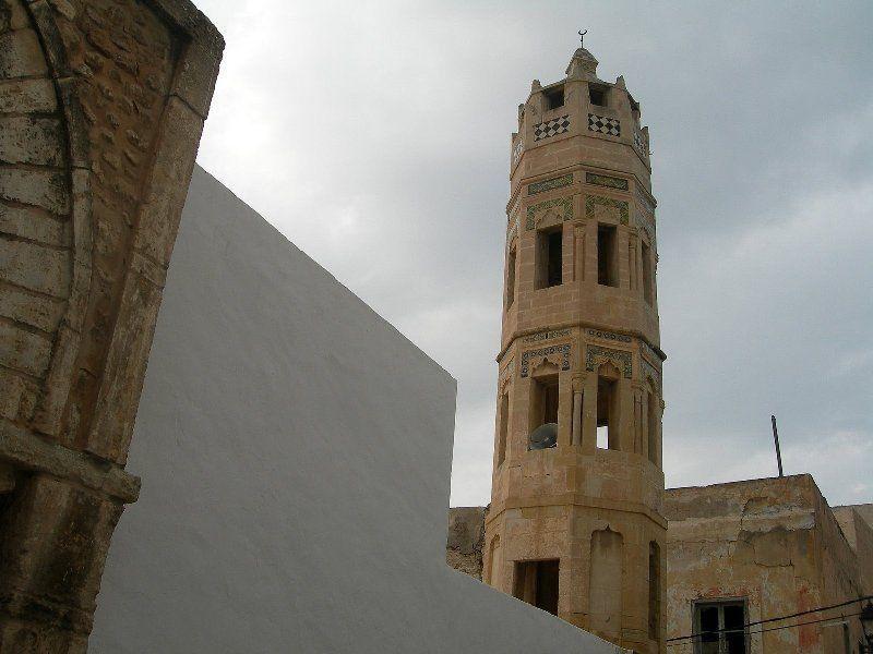 Tunézia inside