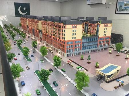 Mall of Shanghai Islamabad