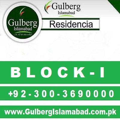 Gulberg Residencia Block i