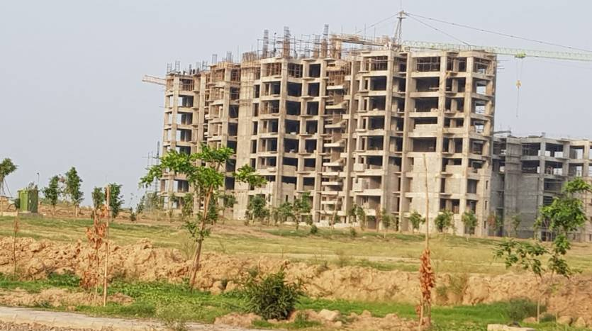 Gulberg Dream Heights Construction updates