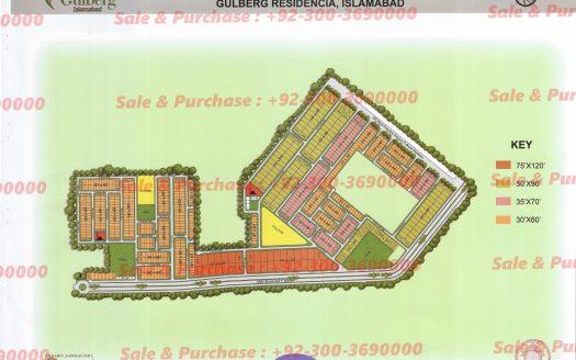 Gulberg Residencia p block