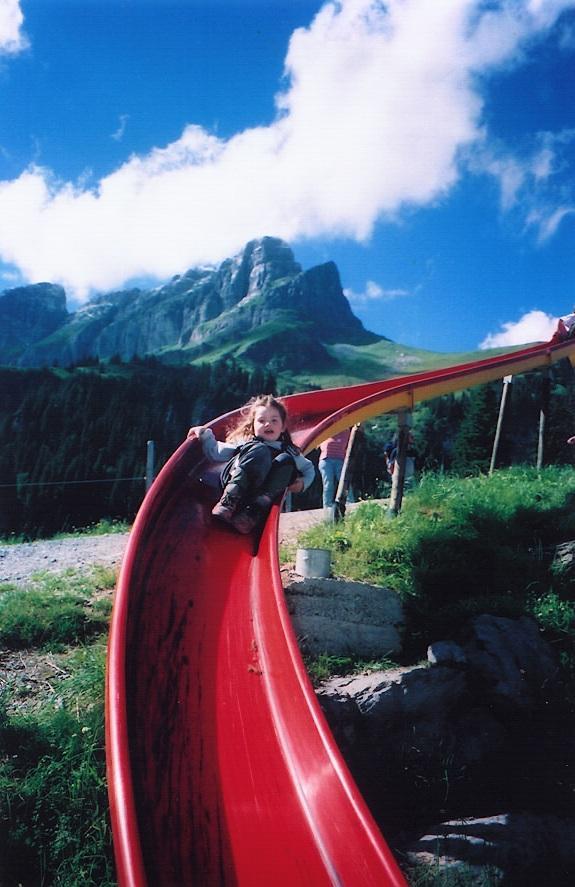 kidonslide (Braunwald, Switzerland,2001)