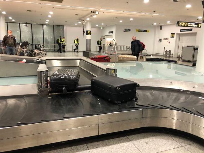 bagagehallen
