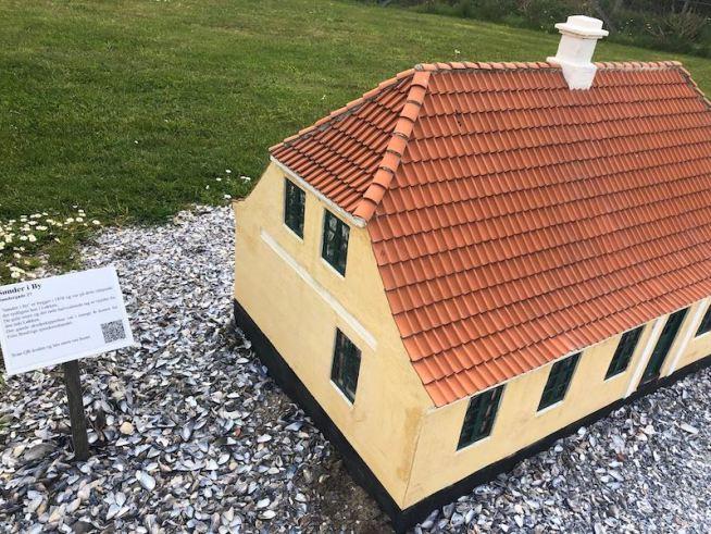 Mini hus i Løkken