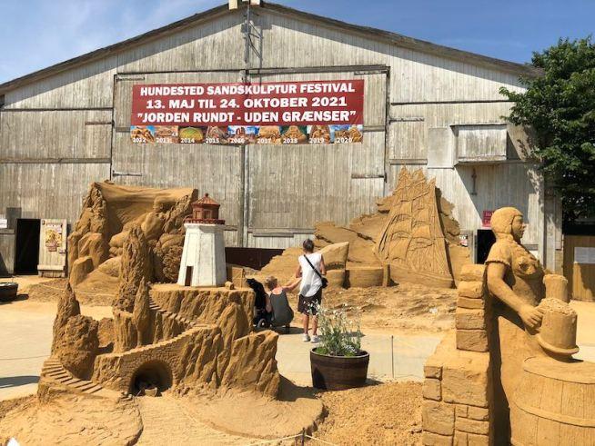 Sand i Hundested