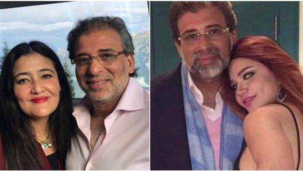 تراند اليوم بعد تصريحات ياسمين الخطيب زوجة خالد يوسف