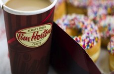 Tim Hortons Hot For The UAE