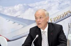 "Emirates Boss Calls For Airlines Summit On ""Outrageous"" MH17 Attack"