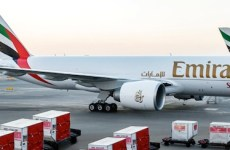 Emirates Receives 10th Boeing 777 Freighter