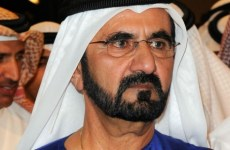 Dubai's Ruler Trims Investment Corporation's Board