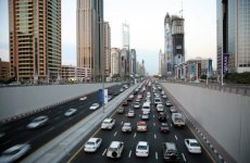 RTA Begins Diversion Works On Sheikh Zayed Road For Dubai Canal Project